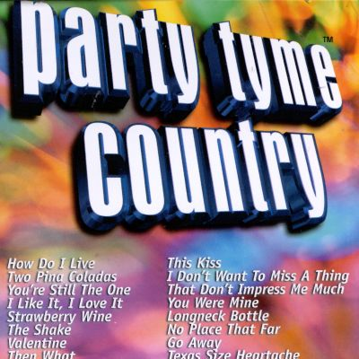Party Tyme Country Hits [1999]