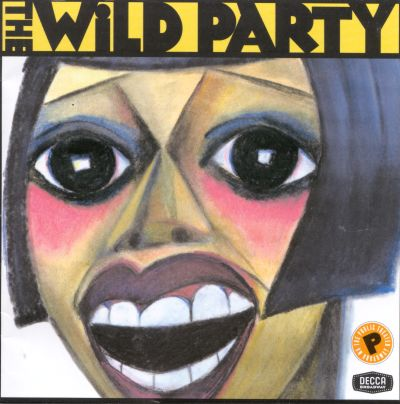 Image result for wild party lachiusa cd