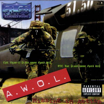 A.W.O.L.: Missing in Action