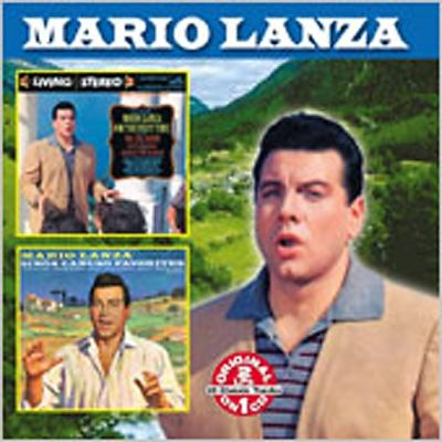 For the First Time (Soundtrack)/Mario Lanza Sings Caruso