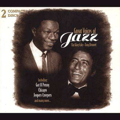 Great Voices of Jazz