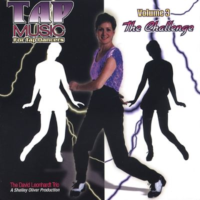 Tap Music for Tap Dancers, Vol. 3: The Challenge