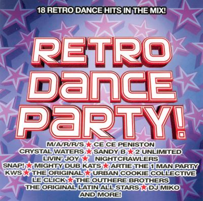 retro dance party various artists songs reviews