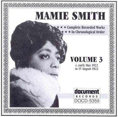 mamie smith discography