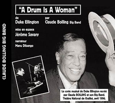 A Drum Is a Woman