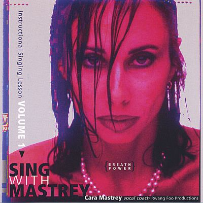 Sing With Mastrey: Instructional Singing Lesson Vol. 1