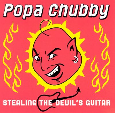 Popa chubby stealing
