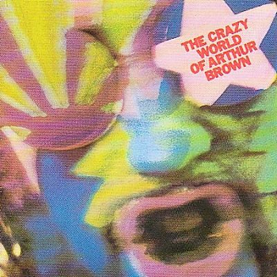 arthur brown kingdom come discography