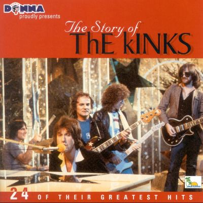 Story of the Kinks: 24 Greatest Hits