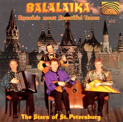 Balalaika: Russia's Most Beautiful Songs