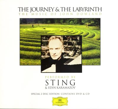 The Journey and the Labyrinth: The Music of John Dowland