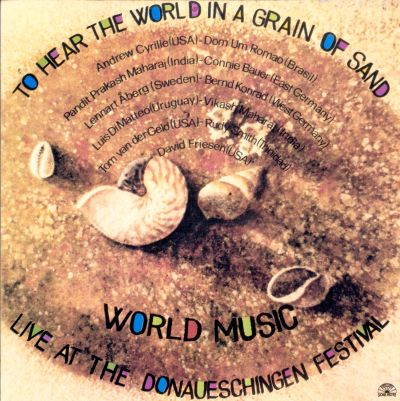 To Hear the World in a Grain of Sand: Live