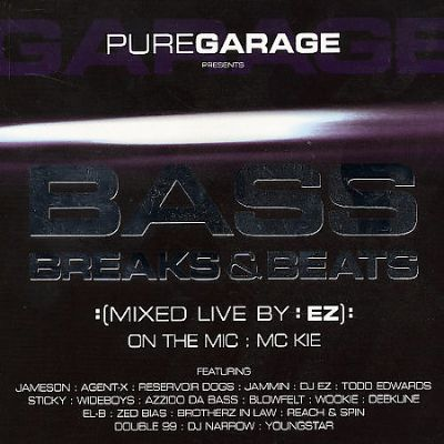 pure garage presents bass breaks and beats various artists release information reviews and. Black Bedroom Furniture Sets. Home Design Ideas