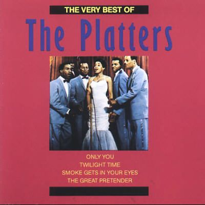 The Very Best of the Platters [Disky]