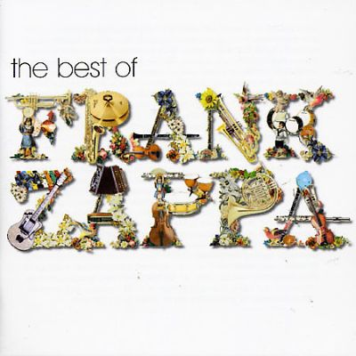 strictly commercial the best of frank zappa frank zappa release info allmusic. Black Bedroom Furniture Sets. Home Design Ideas