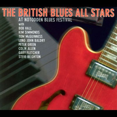 British Blues All Stars: Live at the Notodden Blues Festival