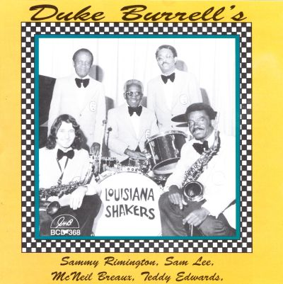 Louisiana Shakers