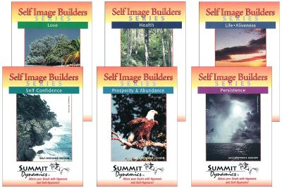 Complete Self Image Builder Hypnotherapy Series