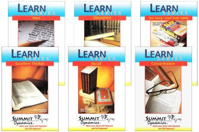 Complete Self Hypnosis Series: Improve Learning & Education
