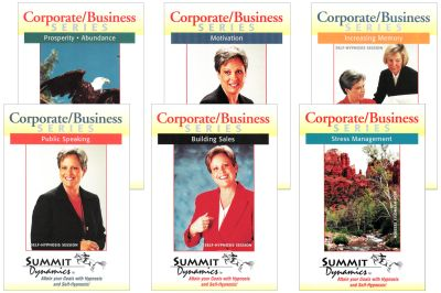 Complete Corporate Self Hypnosis Series