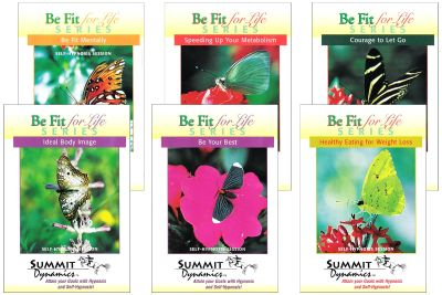 Weight Loss Hypnosis / Be Fit for Life Self Hypnosis CD Series