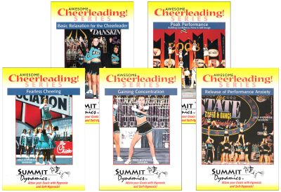 Self Hypnosis: Awesome Cheerleading Hypnotherapy Series