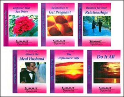 Complete Women Self Hypnosis Series