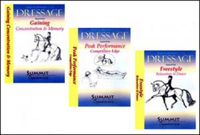 Complete Keys to Winning Dressage Series with Self Hypnosis