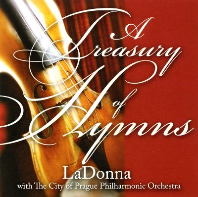 Ladonna with the City of Prague Philharmonic Orchestra