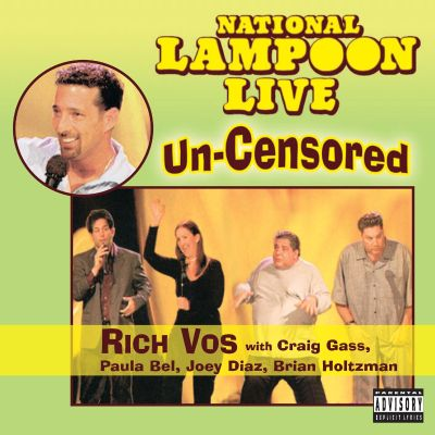 National Lampoon Live: Un-Censored
