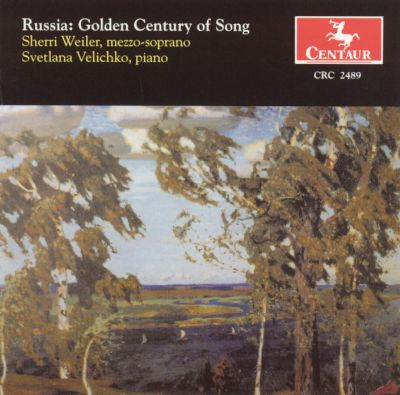 Russia: A Golden Century of Song