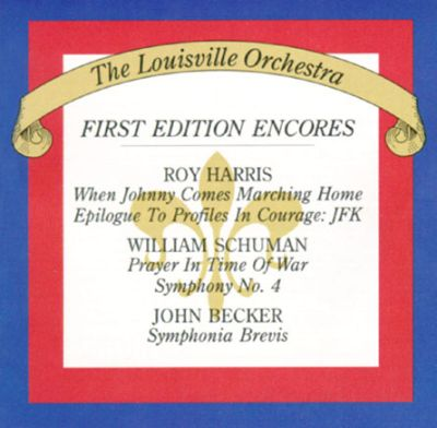 The Louisville Orchestra-First Edition Encores