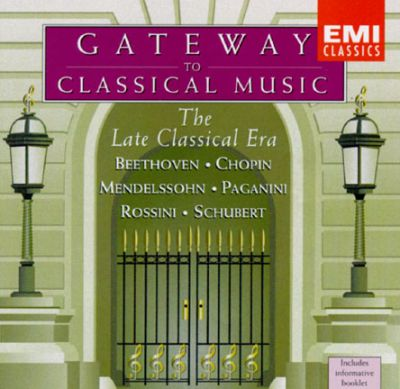 Transition of Music from Classical Era to the Postmodern Era