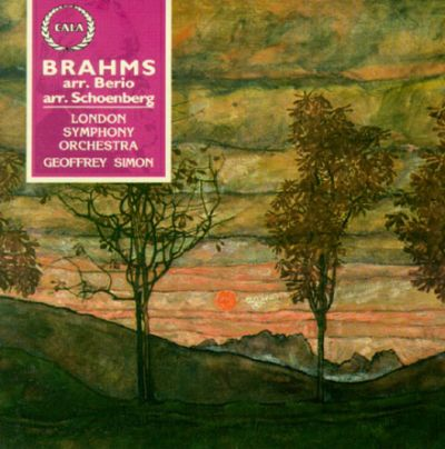 Brahms: Piano Quartet In G Minor, Op. 25/Op. 120 No. 1 For Clarinet & Orchestra