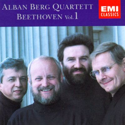 Beethoven: String Quartets Vol. 1