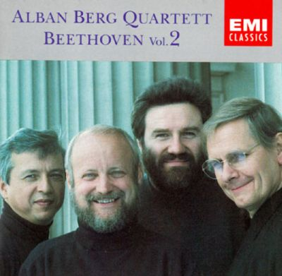 Beethoven: String Quartets Vol.2