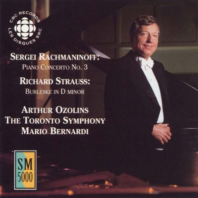 Rachmaninov and Strauss: Piano Works