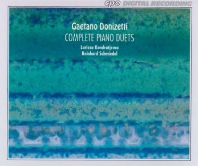 Gaetano Donizetti: The Complete Piano Duets