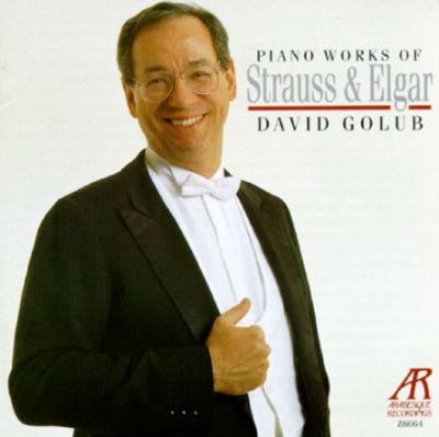 Strauss & Elgar: Works For Piano