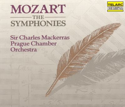 Symphony No  4 in D major, K  19   Recording Details and