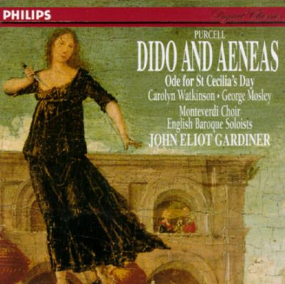 Purcell: Dido and Aeneas; Ode for St. Cecilia's Day