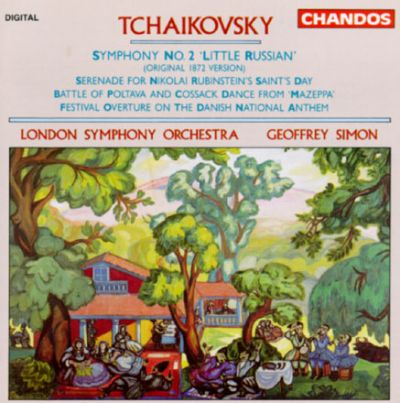 Tchaikovsky: Symphony No. 2 and Other Orchestral Works