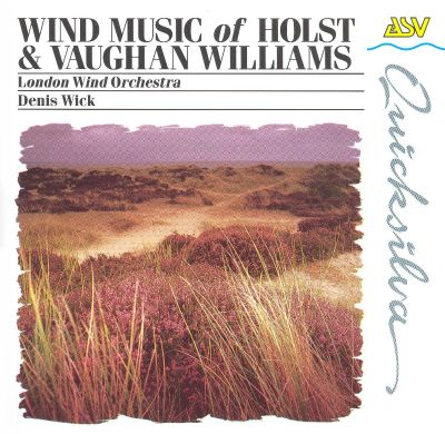 Wind Music of Holst and Vaughan Williams