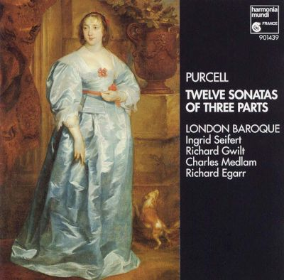 f7eafb4e6 Purcell  Twelve Sonatas of Three Parts