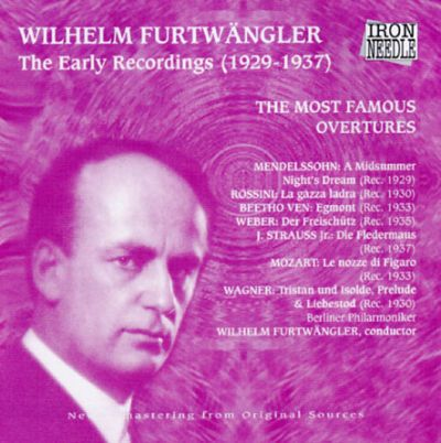 The Most Famous Overtures