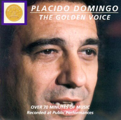 The  Golden Voice of Placido Domingo