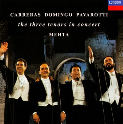 The Three Tenors in Concert - The Three Tenors | Songs ...