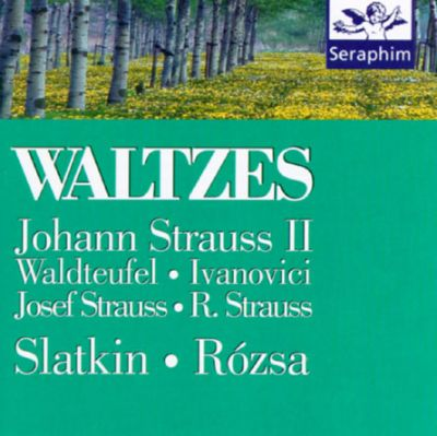 Geschichten aus dem Wienerwald (Tales from the Vienna Woods), waltz for orchestra, Op. 325 (RV 325)