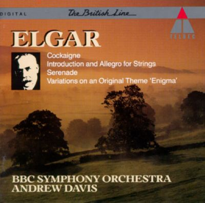 Enigma Variations, for orchestra, Op. 36