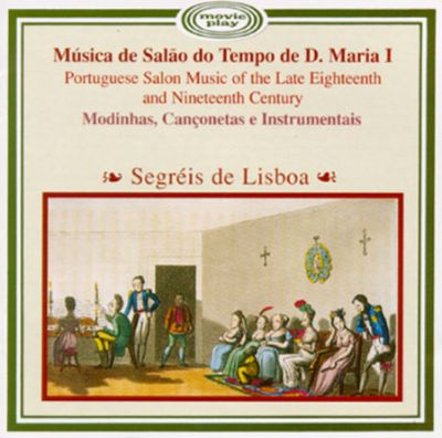 Portuguese Salon Music of the Late Eighteenth and Nineteenth Century